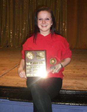 Katie Lockwood - 2010 (Leeds)