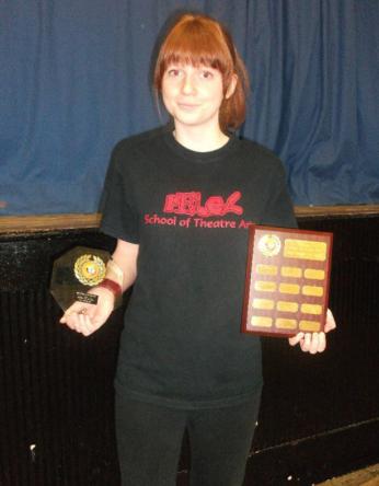 Lily Earnshaw - 2010 (Huddersfield)