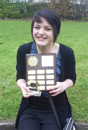 Sophie Fielding - 2008 (Leeds)