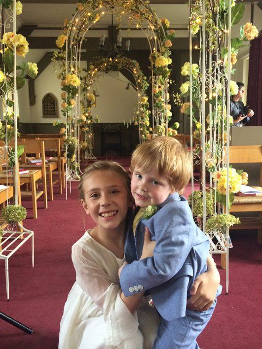 Sophia Amber Moore & Seth Ball - Emmerdale