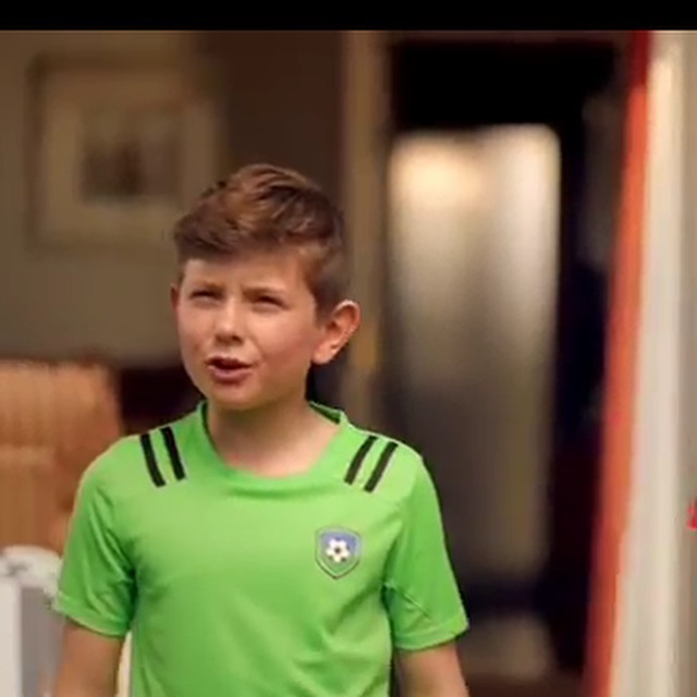 Fin Campbell - Morrisons TVC