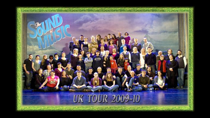 Jed Berry - The Sound of Music UK Tour